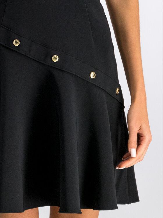 Versace Jeans Couture Versace Jeans Couture Robe de cocktail D2HUB417 Noir Slim Fit