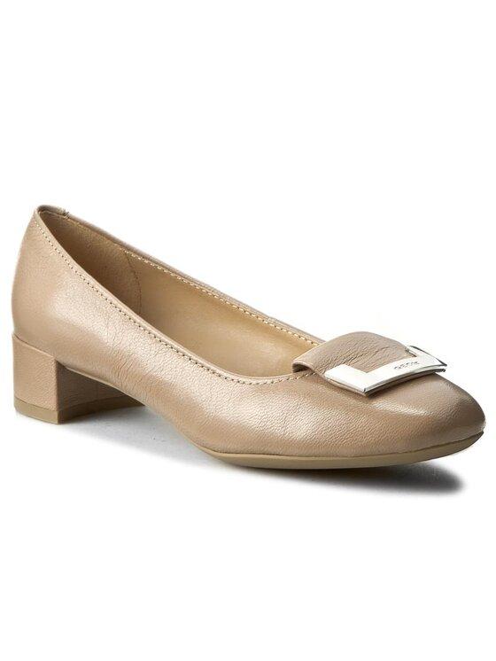 Geox Geox Chaussures basses D Carey A D52V8A 000QL C6738 Beige