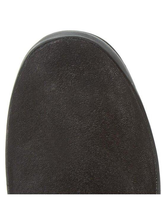 Calvin Klein Jeans Calvin Klein Jeans Členková obuv s elastickým prvkom Hugo S0408 Čierna