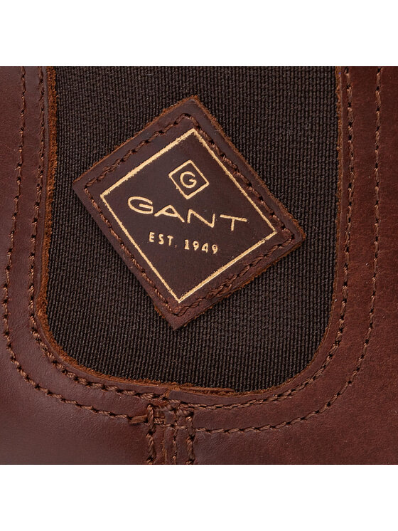 Gant Gant Боти тип челси Ashley 19551932 Кафяв