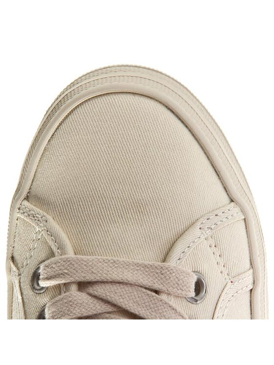 Tommy Hilfiger Tommy Hilfiger Πάνινα παπούτσια DENIM - Lyon 1D EN56818752 Μπεζ