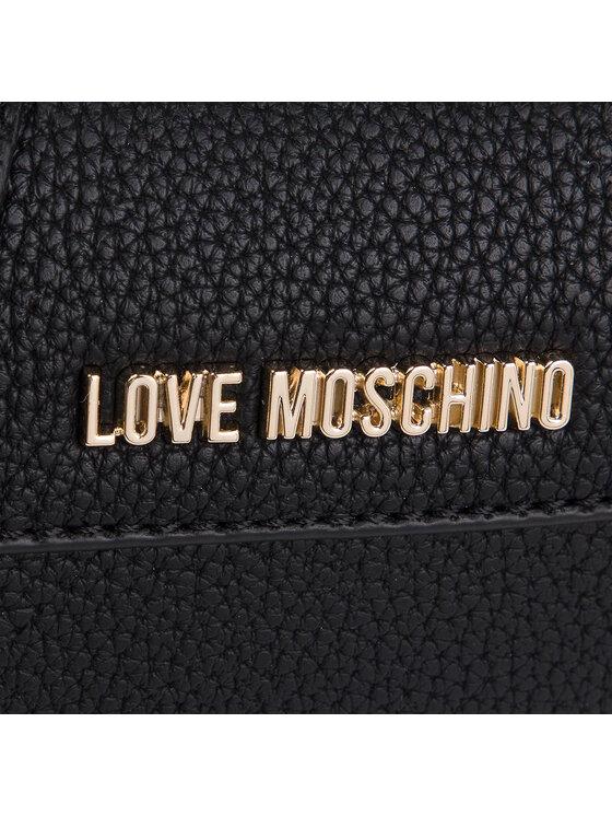 LOVE MOSCHINO LOVE MOSCHINO Torebka JC4256PP07KH0000 Czarny