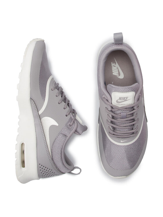 Nike Nike Boty Air Max Thea 599409 034 Šedá