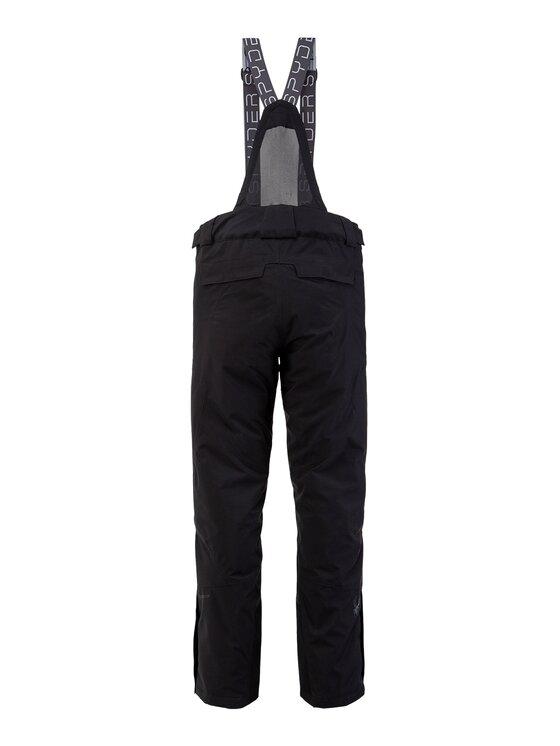 Spyder Spyder Spodnie narciarskie Dare 191026 Czarny Regular Fit