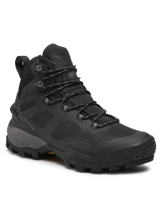 Mammut Turistiniai batai Ducan Pro High Gtx GORE-TEX 3030-04070-0486 Juoda