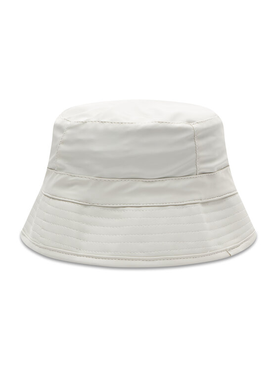 Rains Rains Cappello Bucket Bucket Hat 2001 Bianco