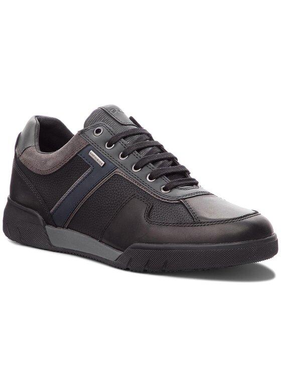 Geox Geox Sneakersy U Redward B U846AA 0432D C9999 Czarny