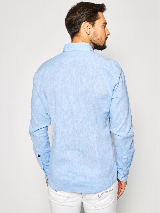 Joop! Jeans Joop! Jeans Marškiniai 15 Jjsh-04Hanjo-W 30016248 Mėlyna Slim Fit