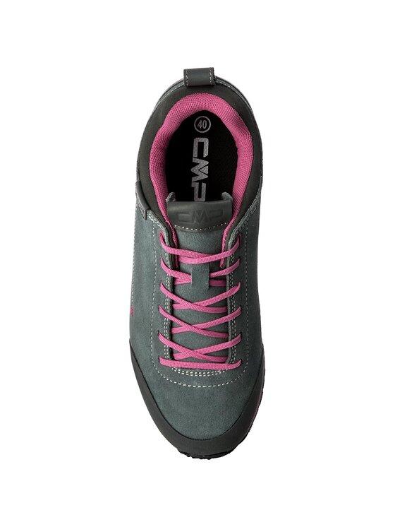 CMP CMP Παπούτσια πεζοπορίας Kids Electra Low Hiking Shoes 38Q9844J Γκρι