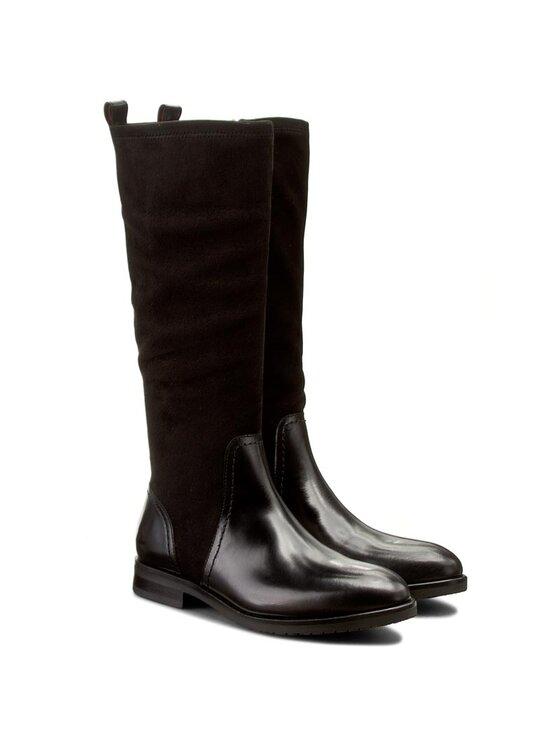 Tommy Hilfiger Tommy Hilfiger Μπότες Ιππασίας Berry 20C FW56821462 Μαύρο