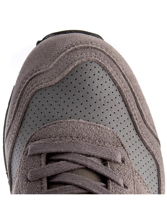 TOMMY HILFIGER TOMMY HILFIGER Sneakersy DENIM Baron 1C1 FM0FM00815 Sivá