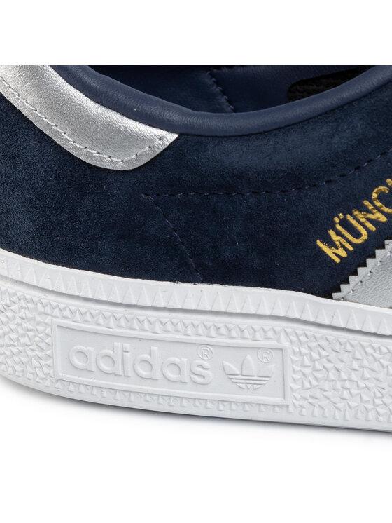 adidas adidas Boty Munchen CQ2321 Tmavomodrá