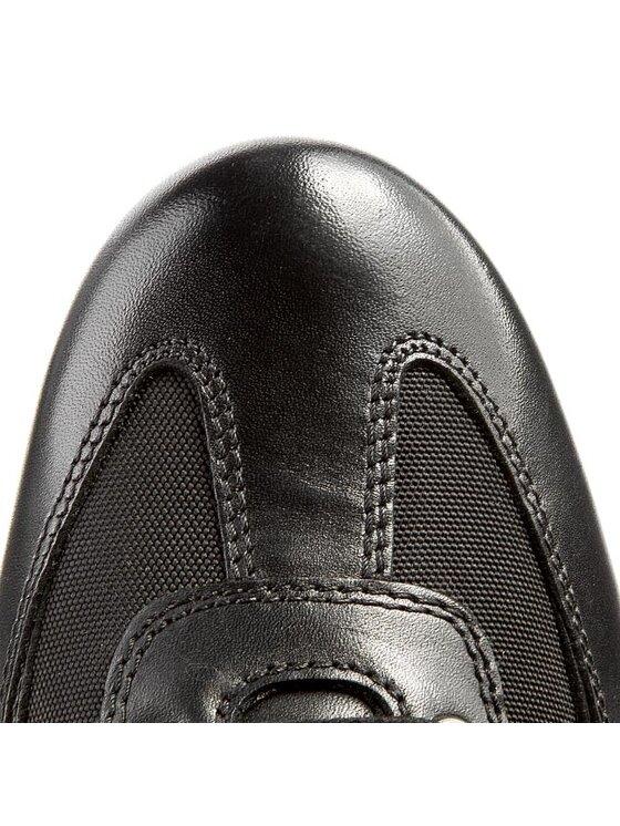 Geox Geox Pantofi U Symbol C U32A5C 01143 C9999 Negru