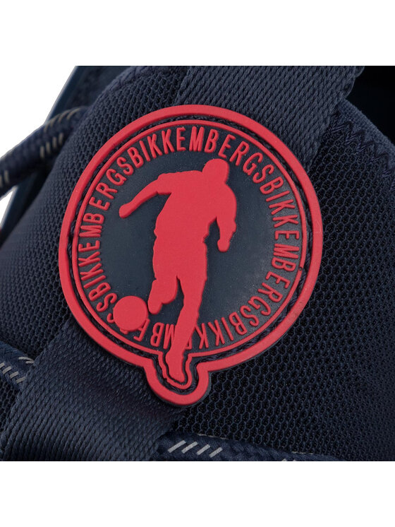 Bikkembergs Bikkembergs Sneakersy Gregg B4BKM0045 Tmavomodrá