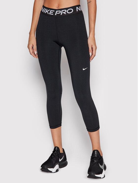 Nike Nike Leggings Pro 365 CZ9803 Crna Slim Fit