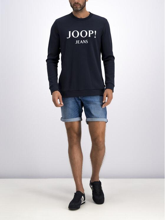 Joop! Jeans Džinsiniai šortai 30015468 Tamsiai mėlyna Regular Fit