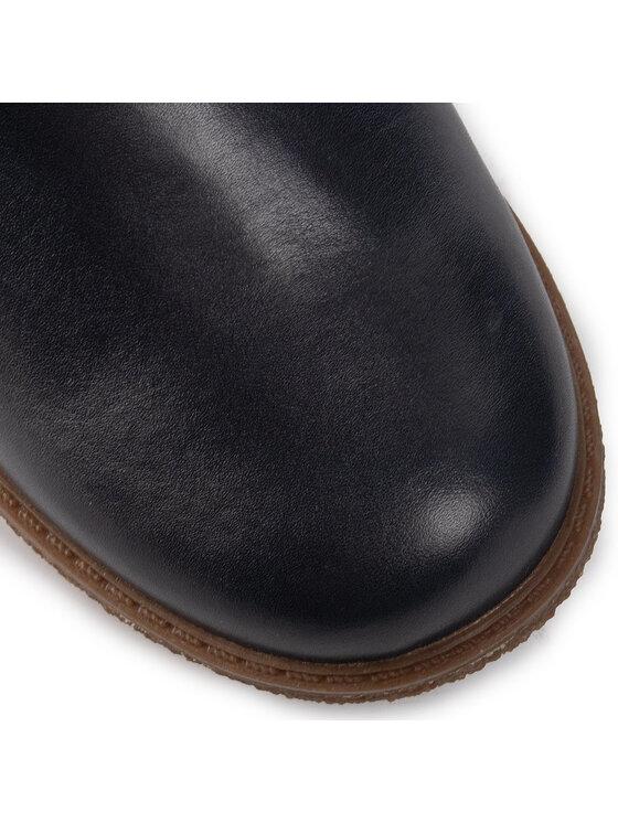 Geox Geox Μπότες J Shawntel G. A J944EA 07743 C4021 S Μαύρο