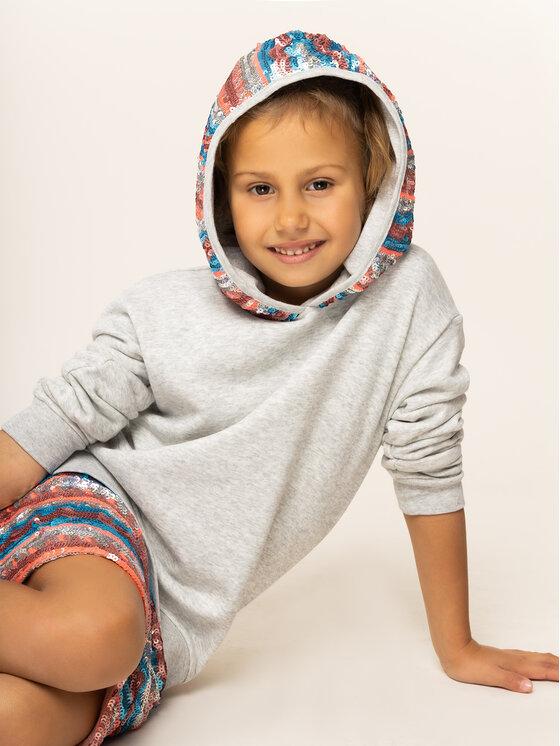 Billieblush Billieblush Robe de jour U12516 Gris Regular Fit