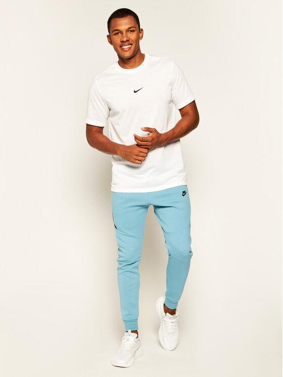 Nike Nike T-Shirt Dri-Fit Swoosh CT6478 Biały Standard Fit