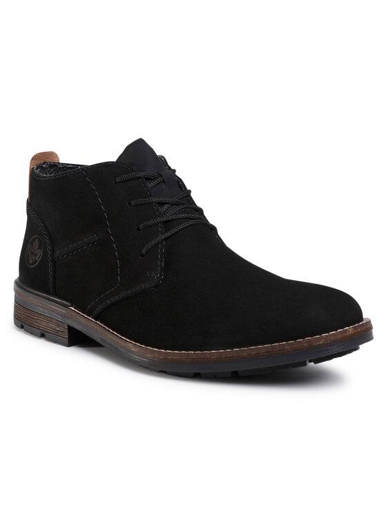 Rieker Auliniai batai B1330-00 Juoda