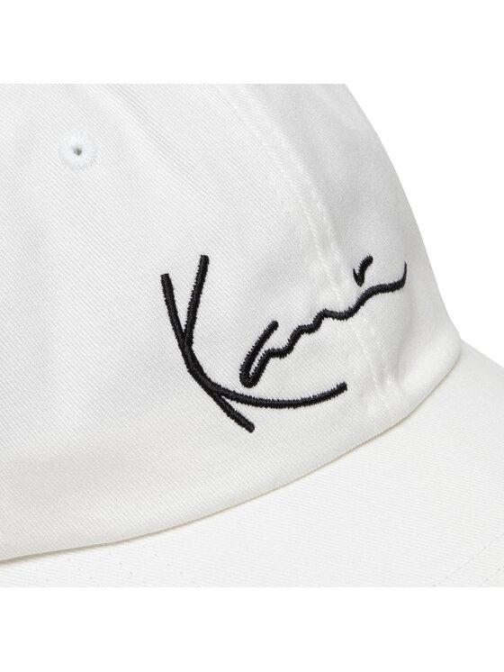 Karl Kani Karl Kani Czapka z daszkiem Signature Cap 7030752 Biały