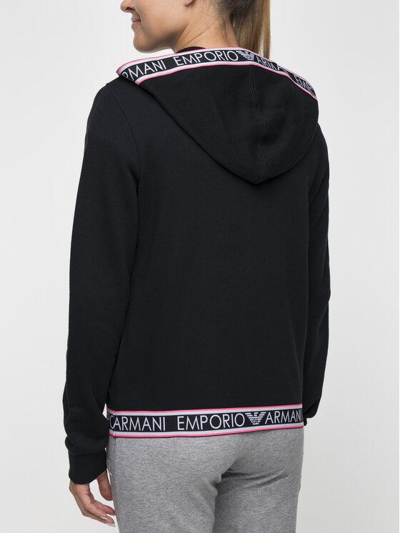 Emporio Armani Underwear Emporio Armani Underwear Felpa 164076 9P287 00020 Nero Regular Fit