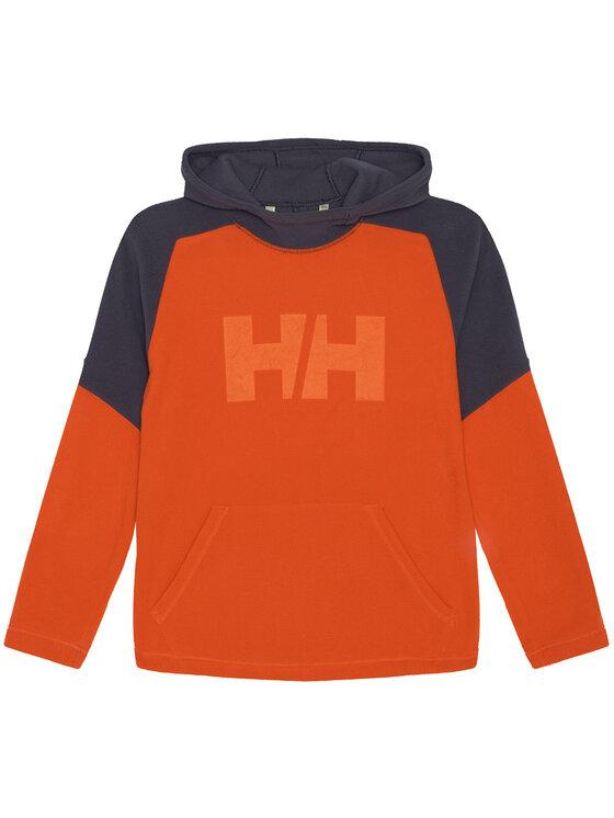 Helly Hansen Helly Hansen Polar Daybreaker 41688 Pomarańczowy Regular Fit
