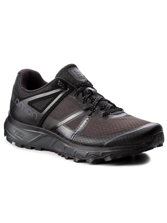 Salomon Salomon Обувки Trailster 404877 31 W0 Черен