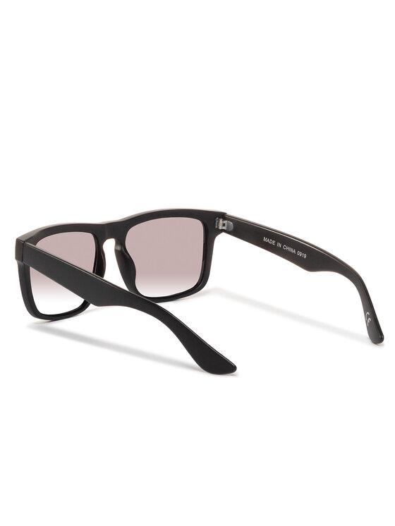 Vans Vans Okulary przeciwsłoneczne Squared Off VN00007EBKA1 Czarny