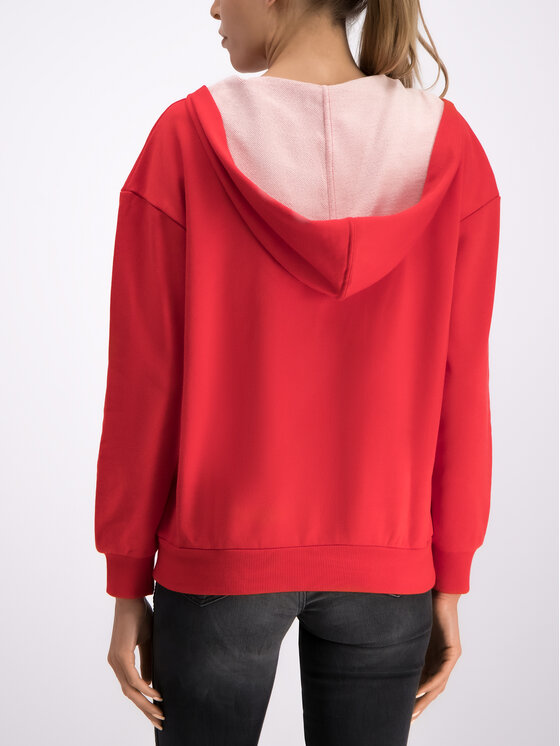 Guess Guess Sweatshirt W93Q55 K8800 Rouge Regular Fit
