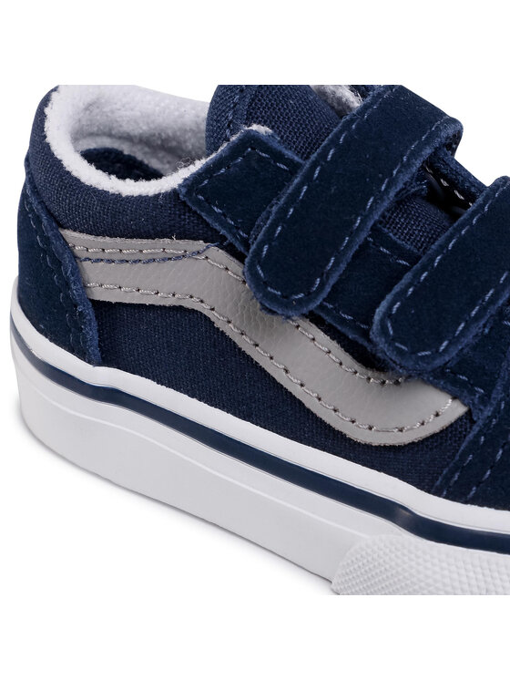 Vans Vans Sneakersy Old Skool V VN0A38JNWKN1 Tmavomodrá
