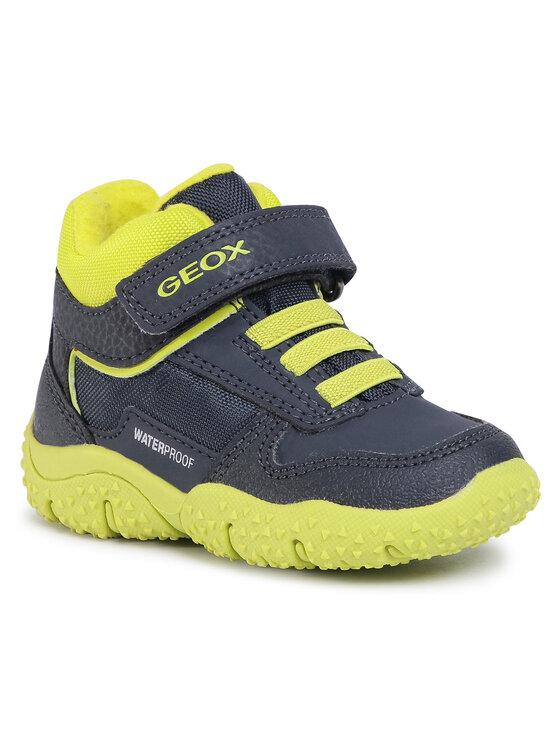 Geox Auliniai batai B Baltic B. Wpf A B0442A 0CEFU C0749 S Tamsiai mėlyna