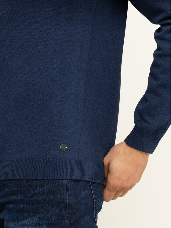 Pierre Cardin Pierre Cardin Pulover 55920/000/92552 Bleumarin Modern Fit