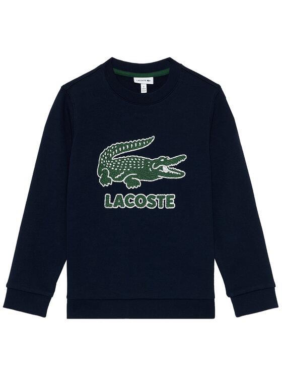 Lacoste Lacoste Bluza SJ1964 Granatowy Regular Fit