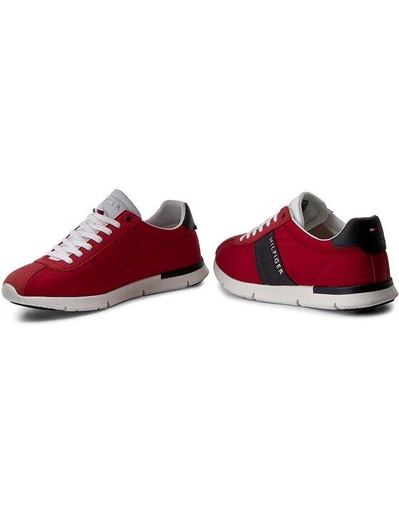 Tommy Hilfiger Tommy Hilfiger Sneakers Tobias 9C FM0FM00306 Rot