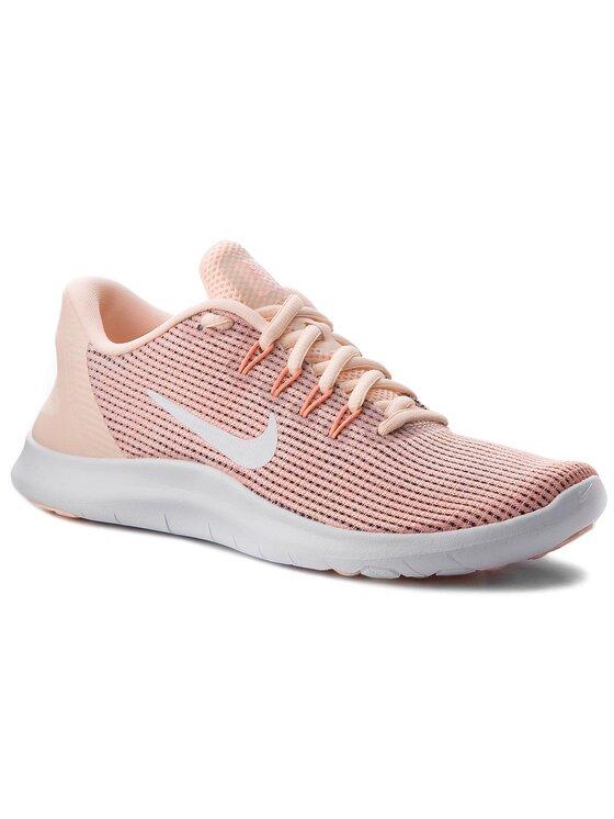 NIKE NIKE Chaussures Flex 2018 Rn AA7408 800 Orange