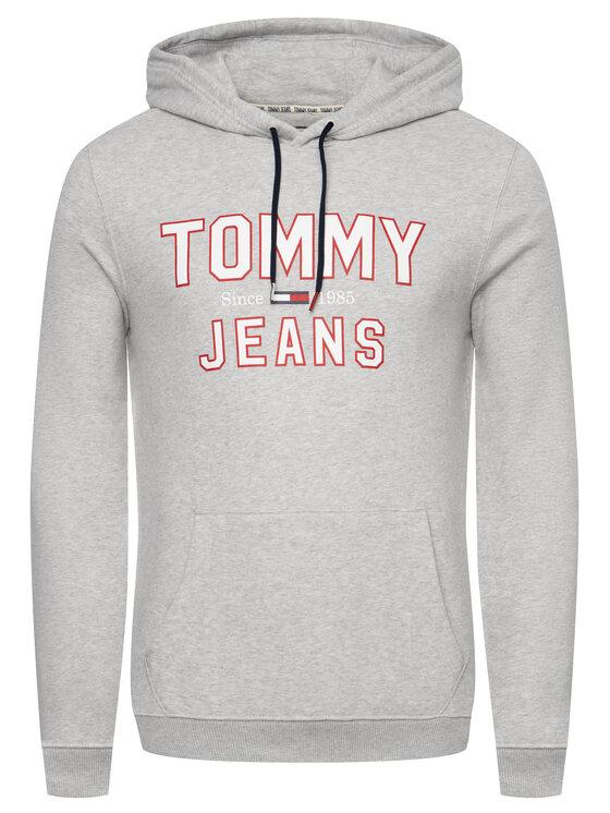 Tommy Jeans Tommy Jeans Bluză Essential 1985 DM0DM07025 Gri Loose Fit