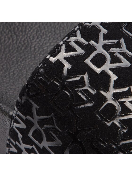 DKNY DKNY Šľapky Hampton K4893539 Čierna