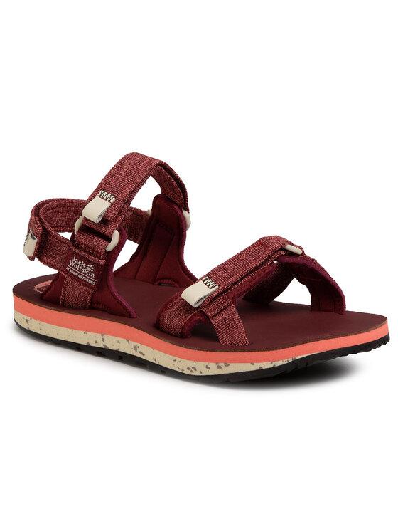 Jack Wolfskin Basutės Outfresh Deluxe Sandal W 4039451 Bordinė