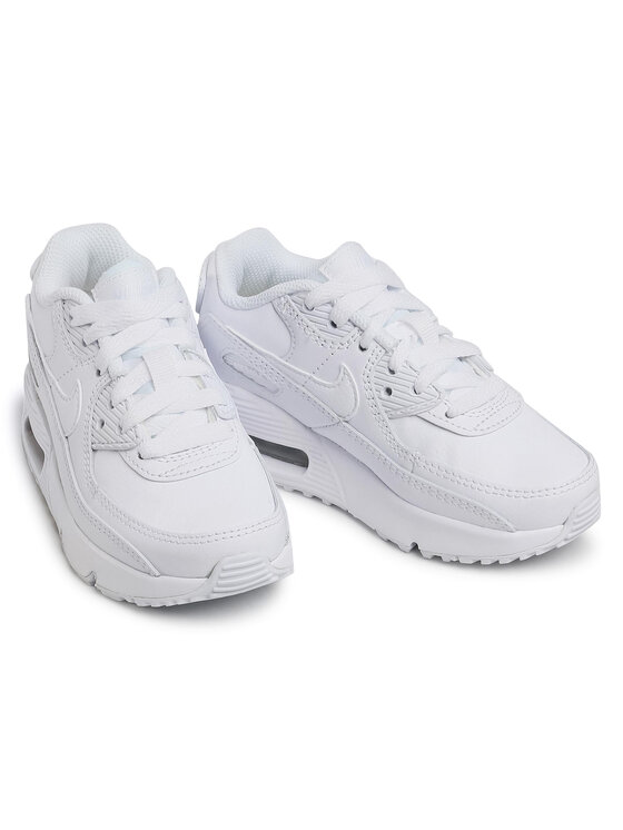 Nike Nike Buty Air Max 90 Ltr (Ps) CD6867 100 Biały