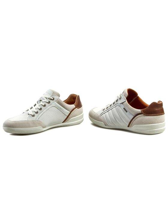 ECCO ECCO Sneakersy Enrico 53753459132 Szary