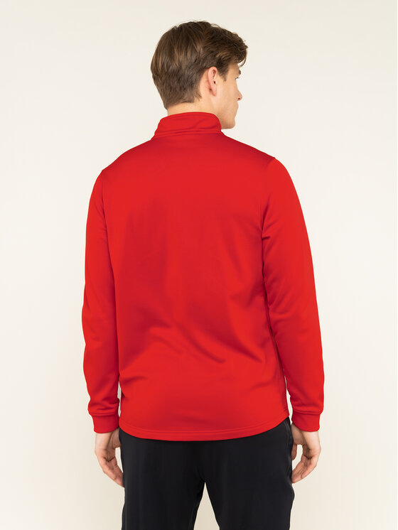 Under Armour Under Armour Bluza techniczna Fleece® ½ Zip 1320745 Czerwony Loose Fit