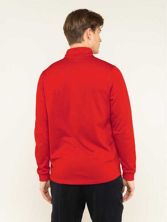 Under Armour Under Armour Μπλούζα τεχνική Fleece® ½ Zip 1320745 Κόκκινο Loose Fit