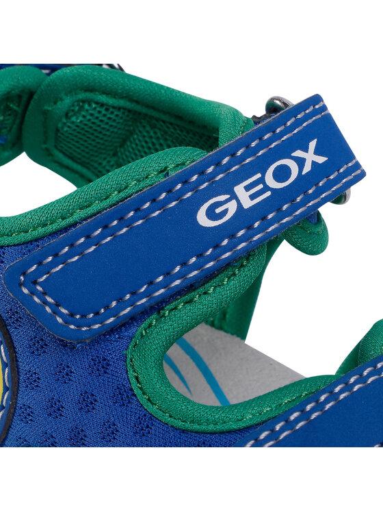 Geox Geox Sandały B S.Pianeta B B0264B 01415 C4165 M Niebieski