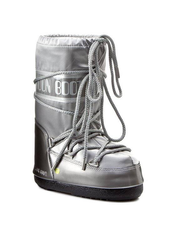 Moon Boot Sniego batai Glance 14016800002 Sidabrinė