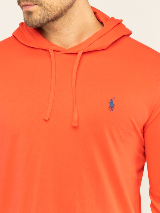Polo Ralph Lauren Polo Ralph Lauren Pulóver Classics 710721660029 Narancssárga Regular Fit