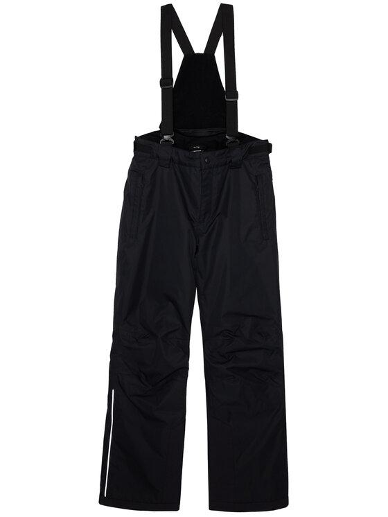 Reima Reima Pantaloni de schi Wingon 532185 Negru Regular Fit