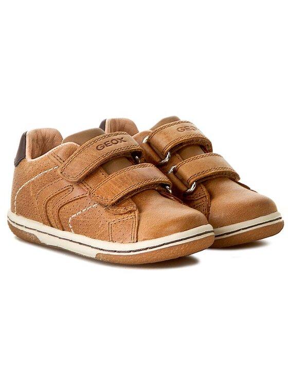 Geox Geox Обувки B Flick B.A B5237A 0CL54 C6002 Кафяв
