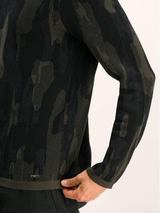 Hugo Hugo Sweter Sarmino 50414480 Kolorowy Regular Fit