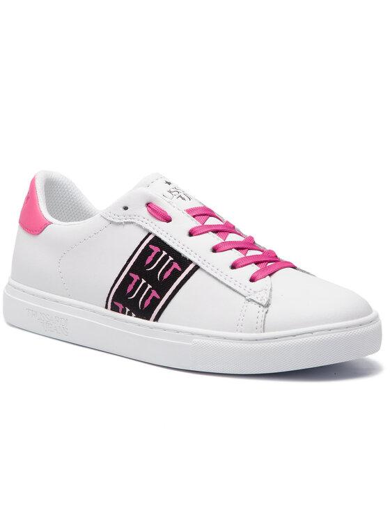 Trussardi Jeans Trussardi Jeans Αθλητικά 79A00331 Λευκό